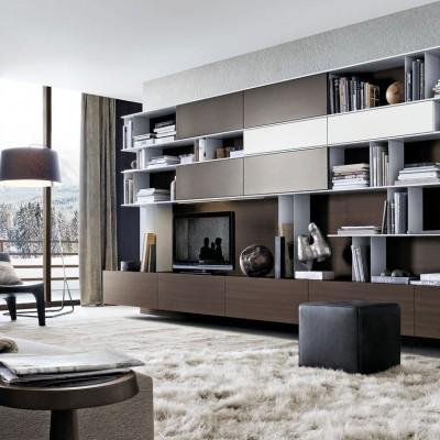 Mobili delle migliori marche a prezzi convenienti gruppo for Mobili soggiorno design outlet