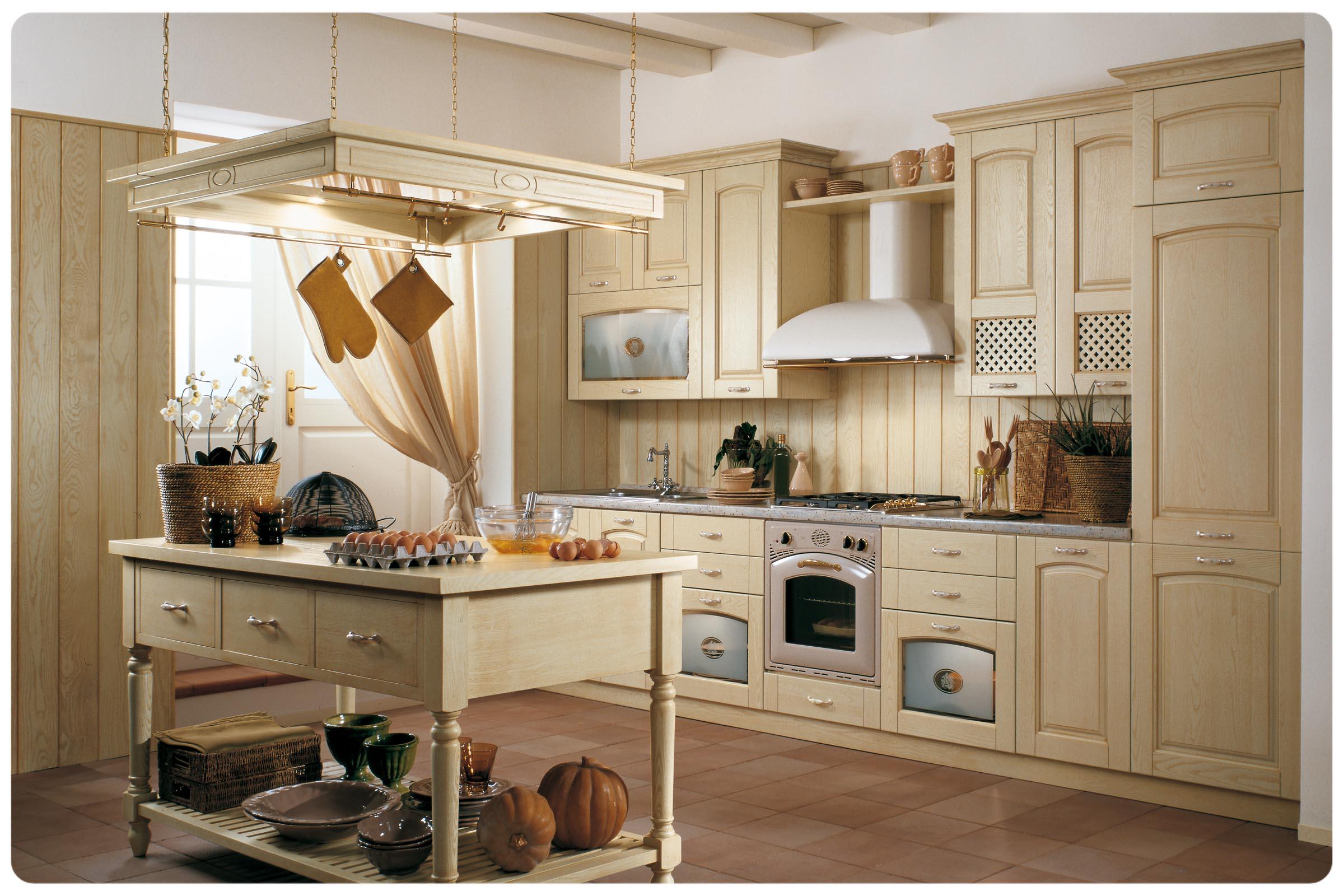 Cucine componibili in stile classico e contemporaneo - Cucine classiche immagini ...