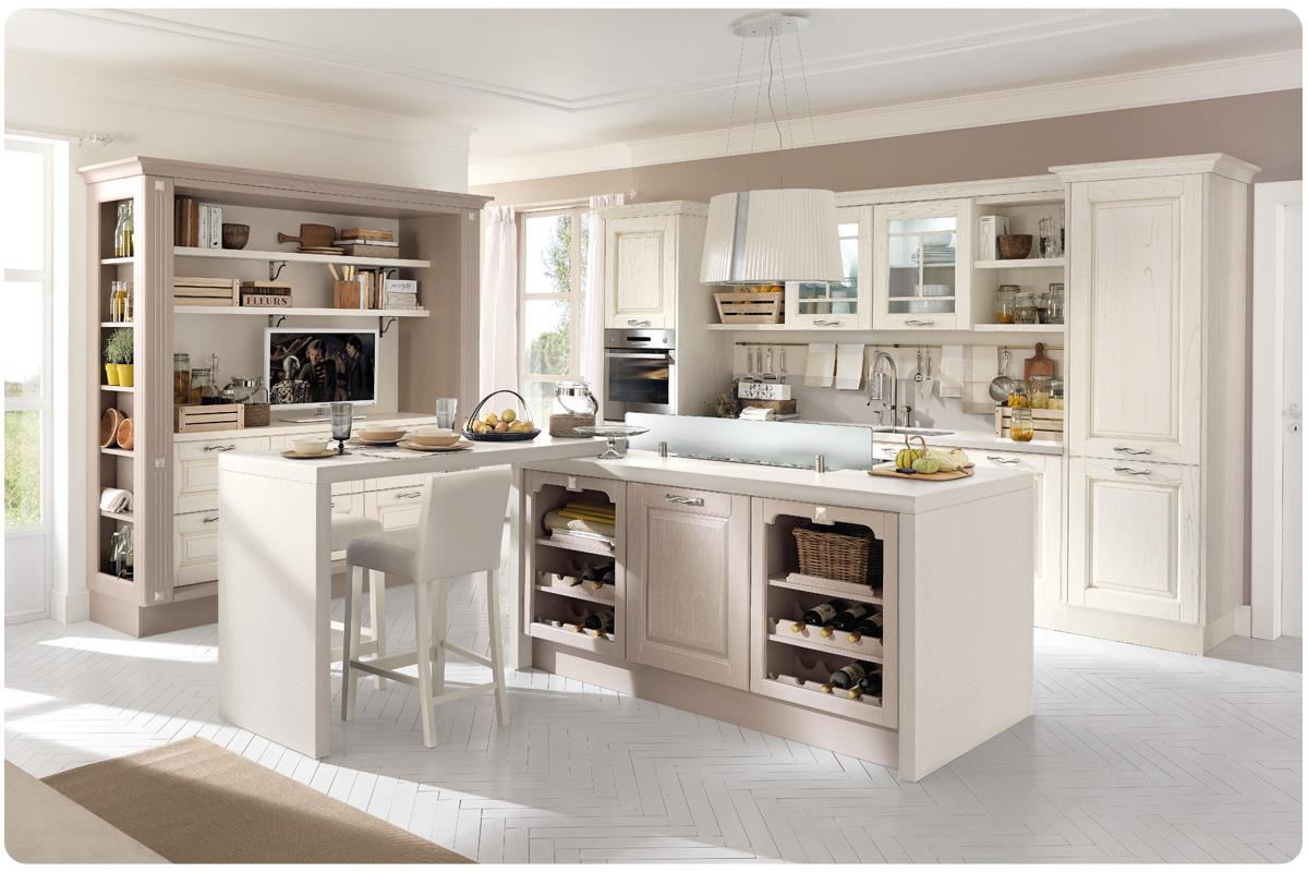 Cucine componibili in stile classico e contemporaneo - Top cucina laminato opinioni ...