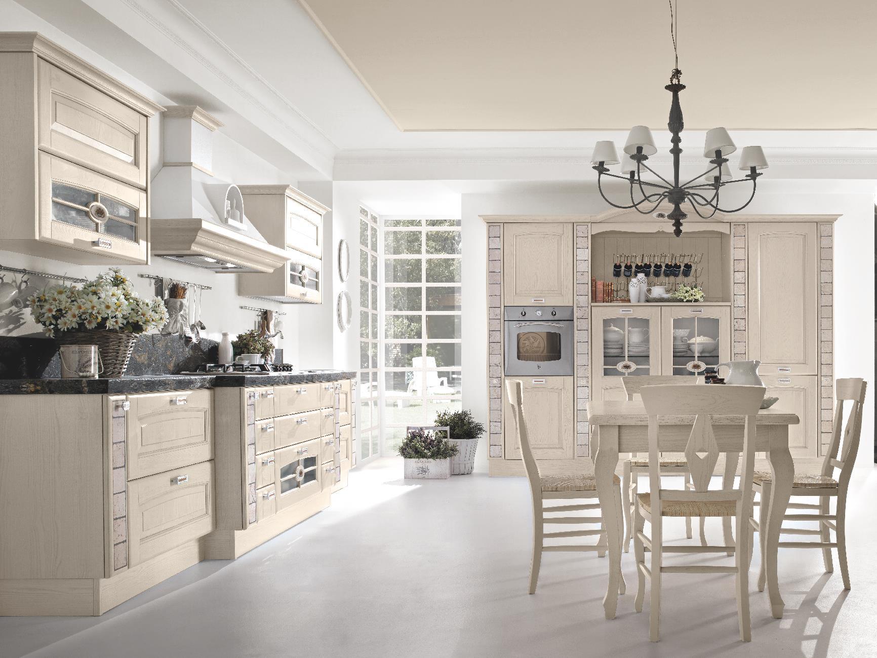 Cucine componibili in stile classico e contemporaneo - Gruppo ...