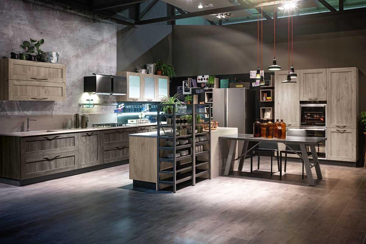 Cucine componibili in stile classico e contemporaneo for Lops arredamenti opinioni