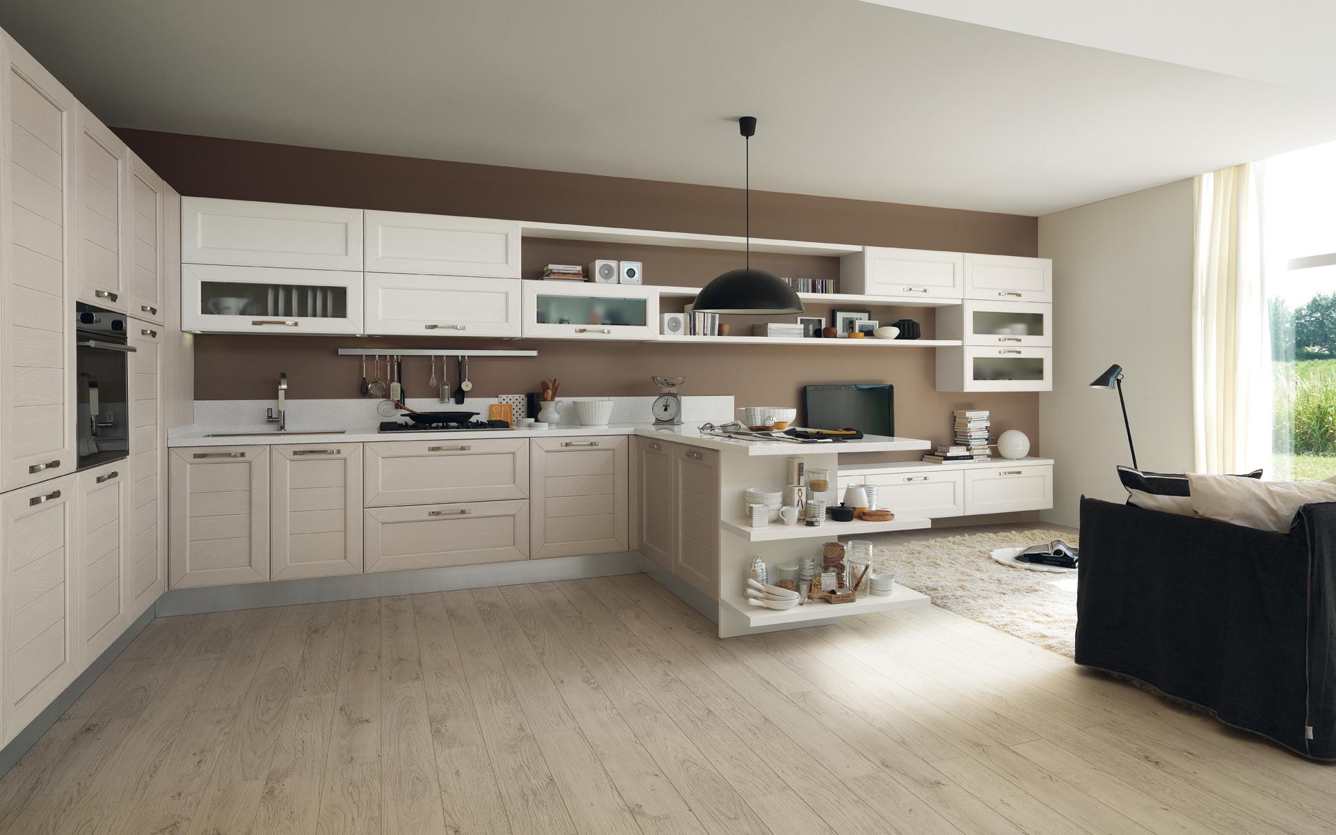 cucine componibili in stile classico e contemporaneo - gruppo ... - Arredo 3 Cucine Prezzi