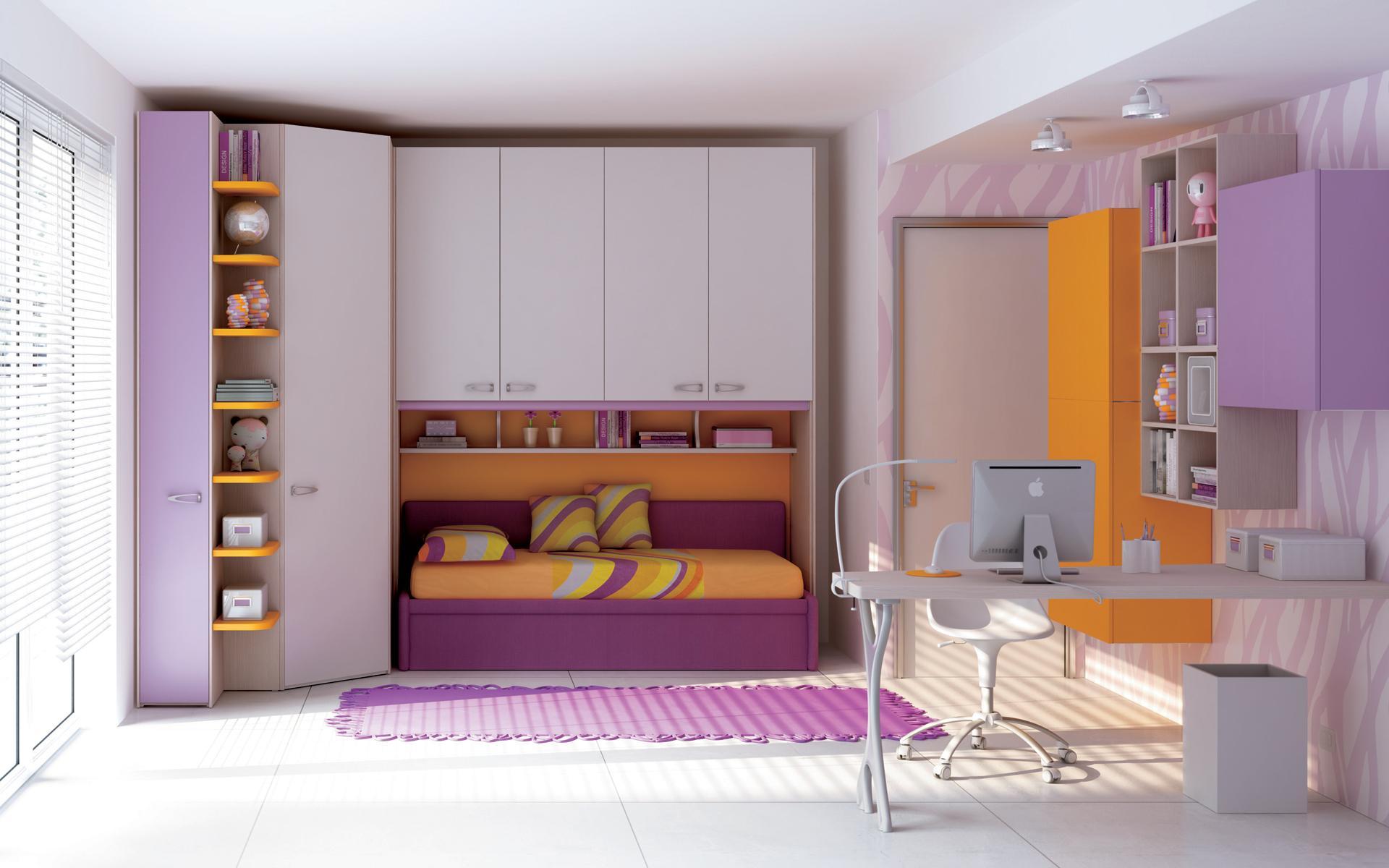Camerette per ragazzi e camere per bambiniGruppo Gradi