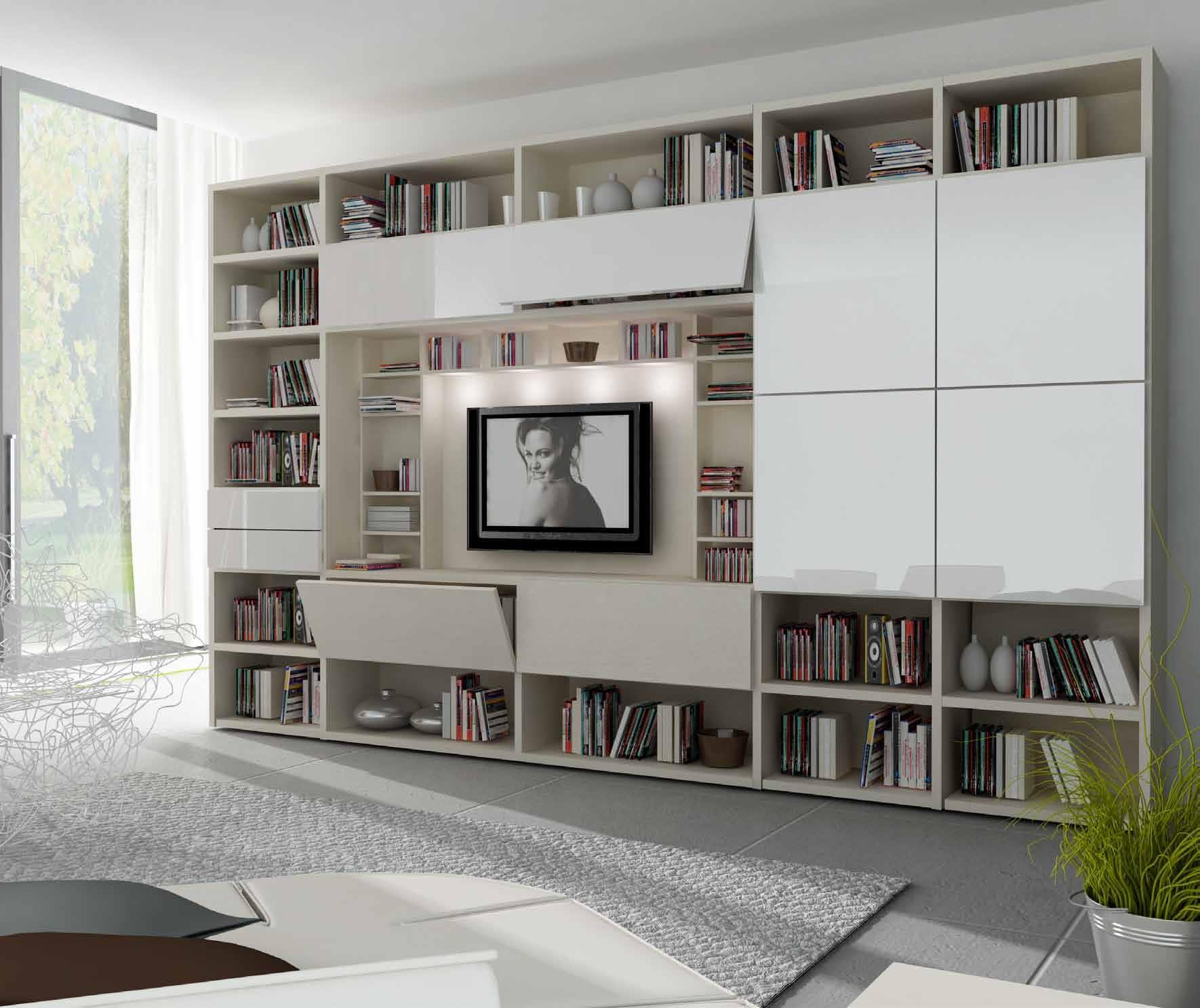 Arredamento per salotto tutto per il tuo soggiorno e zona for Arredamenti soggiorni